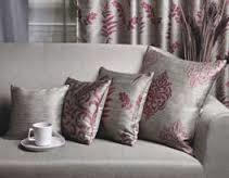 You may choose from a wide variety of silk solid colours cushion cover, orange cushion cover; brown silk cushion cover and leather print black silk cushion cover, floral cushion cover, beige floral art cushion cover, and spring flowers cush - by De'Fine Furnishings @ 8033646128, Hyderabad