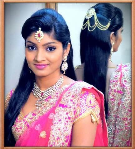 Bridal Makeup Artist in Theni. - by Viji, Theni