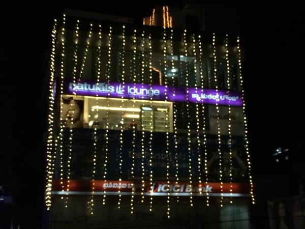 It's festive mood at Naturals Lounge, Cunningham Road.   - by Naturals Lounge  Salon Spa Makeup Studio, Bangalore