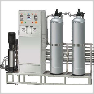 Industrial RO Plant Product Description: Supported by a deft team of talented personnel, we have developed a wide range of Industrial RO Plants. These systems are effective in removing solid particles from the liquid and are widely used in  - by Nav Durga Water Solution, Udaipur