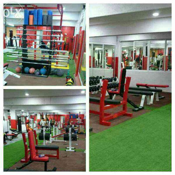 basic set up at just 11, 00, 000/- call 9860167799 for details  - by ATF Sports Tools., Nashik