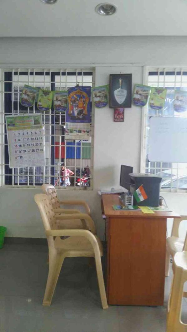 coated sheet office   - by Shreesivabalajisteels, Dindigul