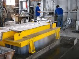 We are experts in aluminium casting, rolling and extrusion. We provide service to people who want to start a business or operate or improve or want a solution to their problem in these fields,  - by Aluminium Unlimited, Calcutta