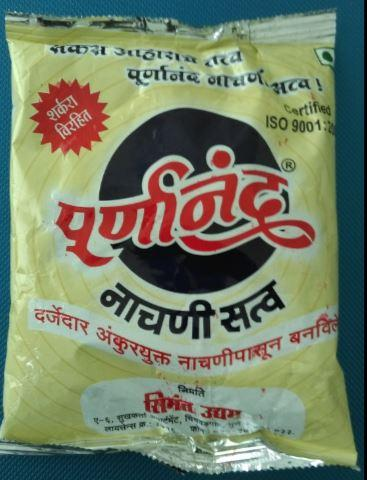 Nachni Satva is a good alternative for people who are planning to reduce fat. The natural fat content in Nachni Stava is lower than other cereals.  The presence of unsaturated fat makes Nachni satva an ideal alternative for wheta and rice.  - by Simant Udyam, Pune