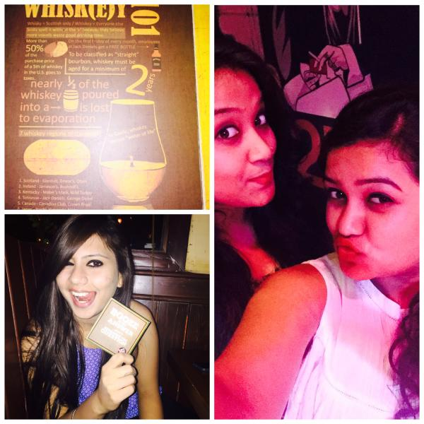 Live life like a party #withfriends #booz #fun - by Sristy Kumari, Hyderabad