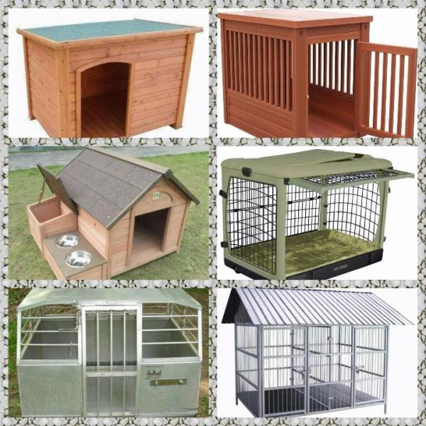 Selection of #DogCages #PetKennels offer the Best Home for your pets at our store  - by Online Pet Store, Visakhapatnam
