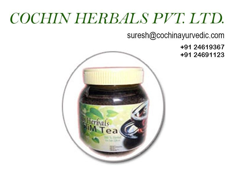 Cochin Herbals Slim Tea is a premium blend of therapeutic herbs formulated to help, balance and regulate excess fat in the body. It comprises of herbs that are well-known for their effective weight loss properties.http://www.cochinherbals.c - by COCHIN HERBALS PVT. LTD., South Delhi