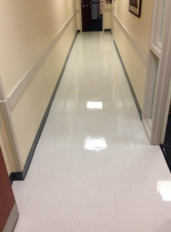 Scrubbing and waxing - by BALIC-CS Corp, New York County