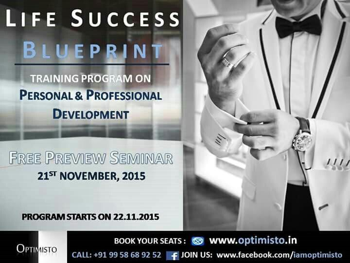 Starting soon Personal & Professional Development Training Program in Delhi  Book your seat today for Free Preview Seminar on 21.11.2015. For booking visit www.optimisto.in  Optimisto  Personal & Professional Development Training Program in - by Professional & Personal Development Program | Optimisto, Delhi