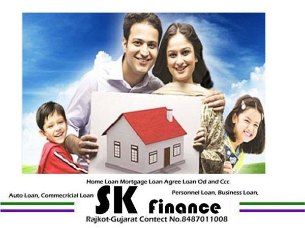 Naya Ghar Leneke Liye Loan - by SK Finance, Rajkot