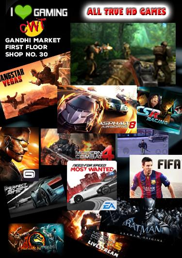 GET ALL HD ANDROID AND IOS GAMES FULL VERSIONS - by cellworld technologies, Gandhidham
