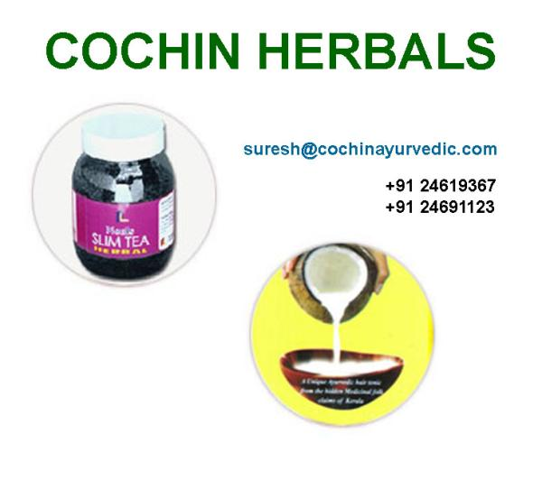 "Chochin Herbal Medicine is also called Ayurveda. It is a system of medicine that originated in India several years ago. The term Ayurveda combines two Sanskrit words: ayur, which means life, and veda, which means science or knowledge.""Ayurv - by COCHIN HERBALS PVT. LTD., South Delhi"