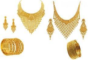 GOLD JEWELLERY :   - by Bhanwar Lal Jewellers, Bikaner