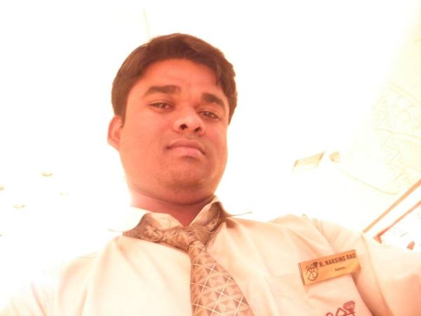 Ramsheety Narsing- Hyderabad. - by Ramsheety Narsing, Hyderabad