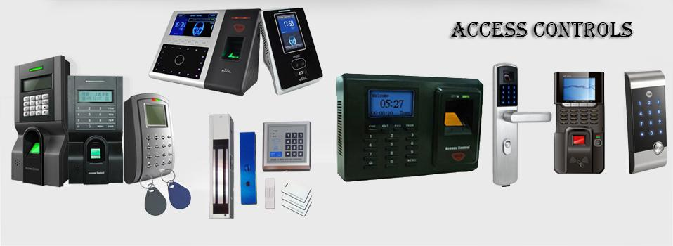 Access Control System - by Active System Integration, Chennai