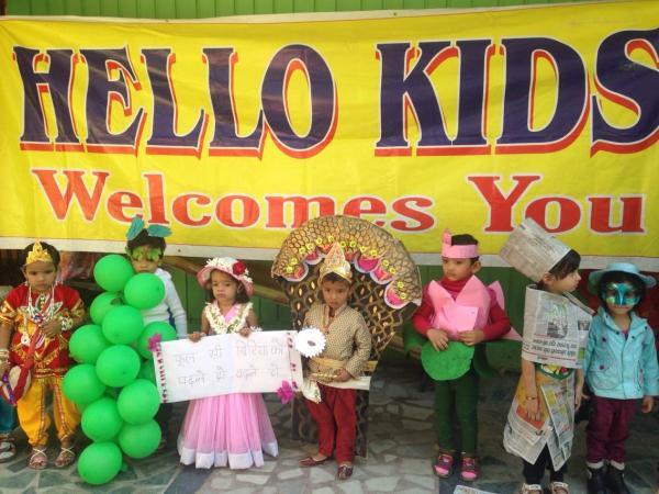 Fancy dress - by Hello Kids, Udaipur