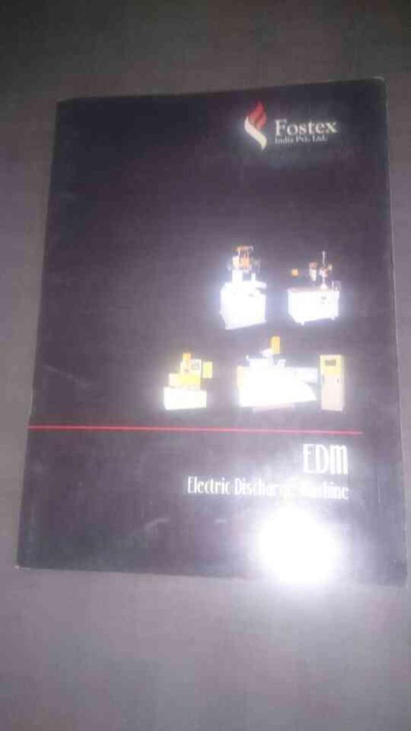Electric Diacharge Machine in Pune. - by Berlin Machine Corporation, Pune