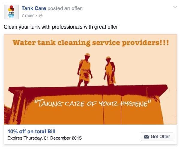 Get Best Offers on https://www.facebook.com/tankcare.sskc - by Shree Samarth Krupa Corporation, Mumbai