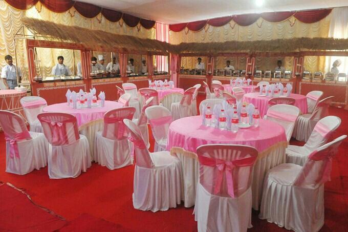 countetsetting& table settiing - by Pooja Events, Palakkad Kerala