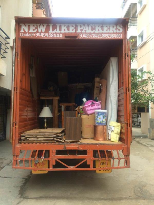 Packers and movers  - by Luck Packers , Bangalore Urban