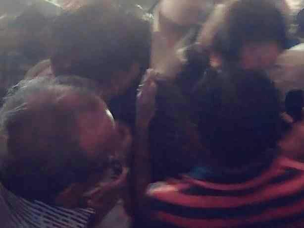 crowded people - by Kamleshsangani, Rajkot