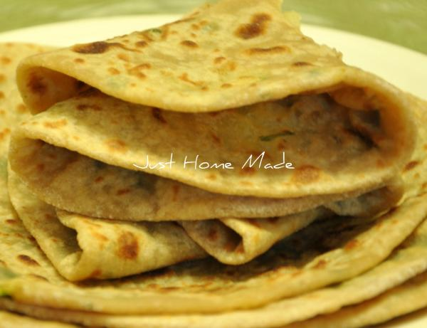 Aloo Methi Parathas Just Made for breakfast In Ghee. Min. Qty.  - 10 Price        - Rs. 20 Payment - COD  Order Aloo Methi Parathas @8527381910  Home made food deliver in Delhi. - by Food Homes - A Delicious Home Made Kitchen, New Delhi