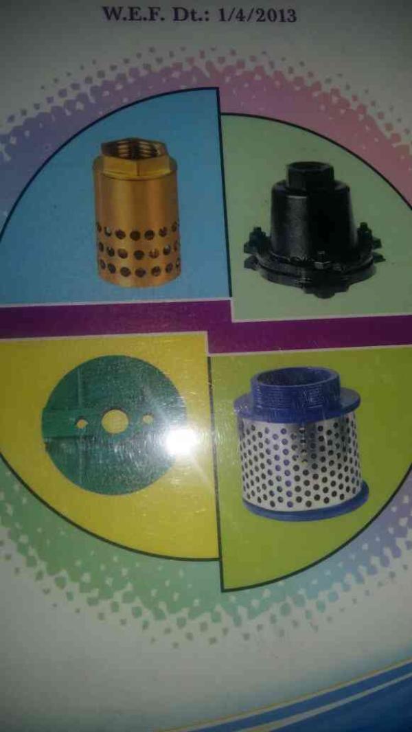 We are manufacturer of ball valve in rajkot - by Soham Ind, Rajkot