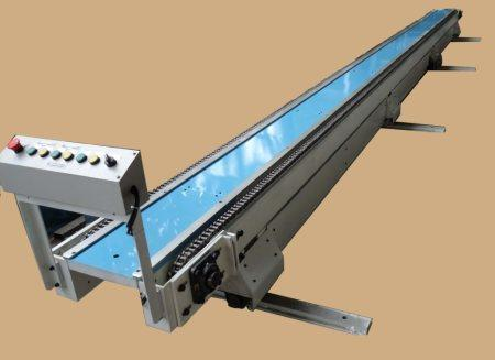 CHAIN CONVEYOR - by SICCO ENGINEERING WORKS, Chennai