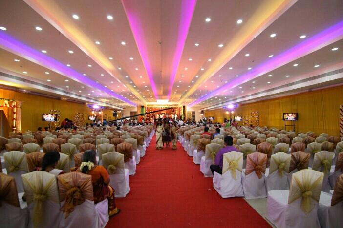 Best Wedding Marriage Hall In Chennai        Celebrate your wedding function with your family and friends under one roof. - by Evp Rajeswari Marriage Palace, Chennai