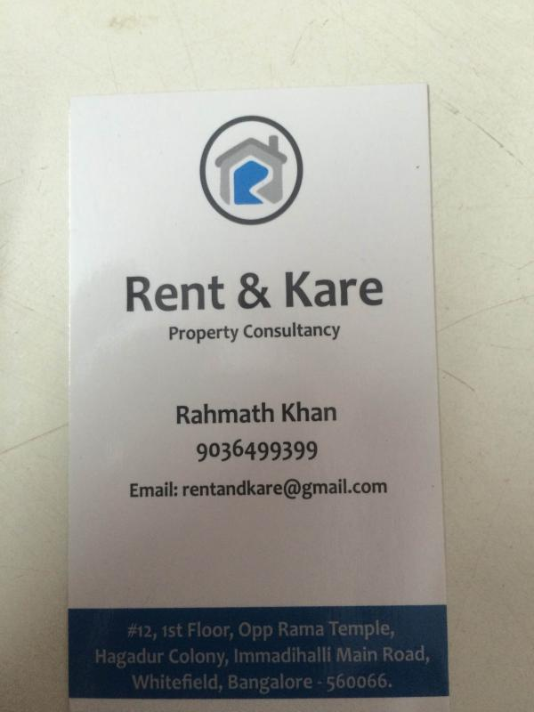 2 Bhej flat for sale in whitefield - by Rent & Kare, Bangalore Urban