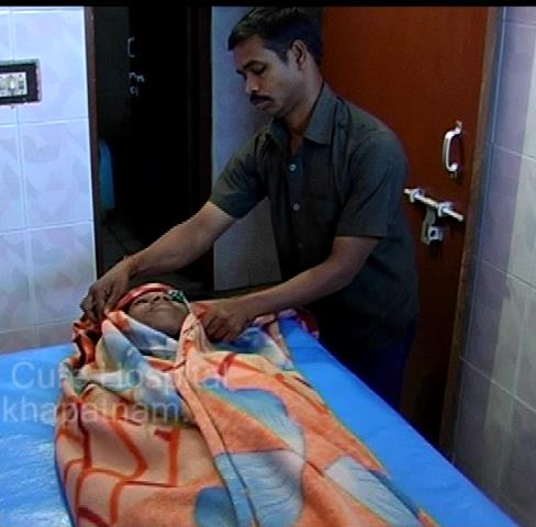 Agent to relieve fevers. Improve conduction, convection , and radiation. #RelievesBody pains #WetPack - by Nature Cure Hospital, Vishakhapatnam