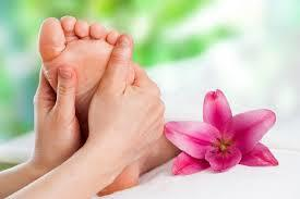 Hot Stone Massage Oriental Foot Massage ( Reflexology) Using a combination of Thai Balm and reflexology stick all 27 pressure points on the sole of each of your feet are worked on. These pressure points are the gateway to many organs in th - by Bharath family saloon, Bangalore