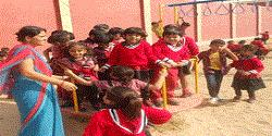 We are the pioneer Play School in the Bikaner city area. We at BAL GOVINDAM provide a platform near your Home, where the child prepares for lifeTake play as seriously as study. We know that the next great batsman and the next prodigal paint - by Bal Govindam School Bikaner, Bikaner