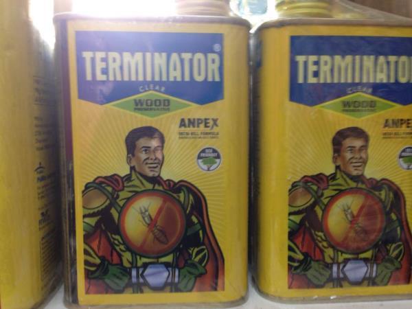 Terminator  - by Mahadev Timber & Plywood, Ghaziabad