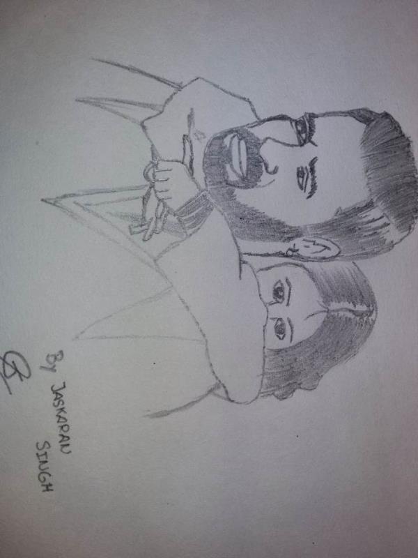 Created by me  - by Jassi Ramgarhia, Jalandhar