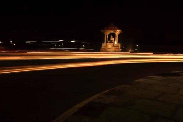 Light Trails!! - by Pixs To Pics, Jaipur