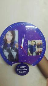 Customised wall clocks - by Abhees Creation, new delhi