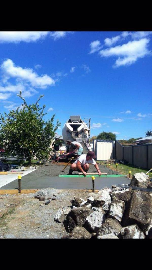 Professional concreters Ipswich  - by Avid Concrete Constructions, Ipswich, QLD