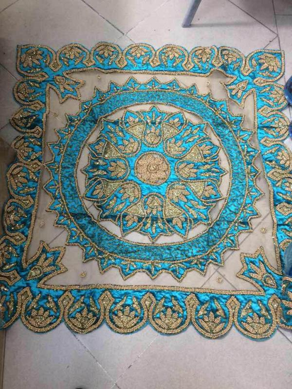 Table cover - by Deen International, New Delhi