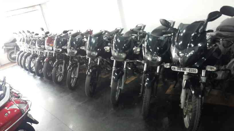 used bikes showroom in bangalore - by NR MOTOR WORLD, Bengaluru