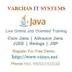 Hi Dear IT Students and beginners Learn With Leaders Become Java master by IT industry Experts and professionals to achieve success in your Exams and also in IT industries.  About Instructor - More then 12+ years Experienced Professional in - by javaonlinetraining, Faridabad
