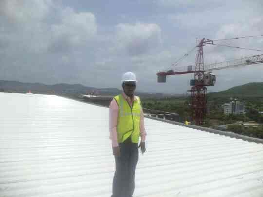 PUF insulation Roof - by Shree Enterprises, Nashik