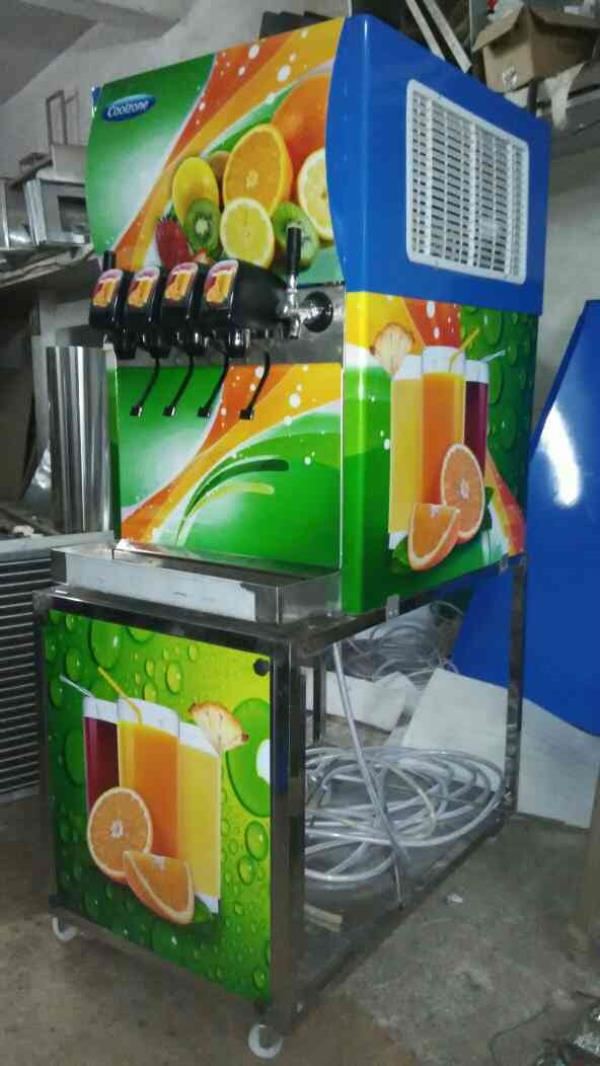 Soda fountation machine manufacturer in rajkot - by Shree Umiyaji Refrigeration, Rajkot