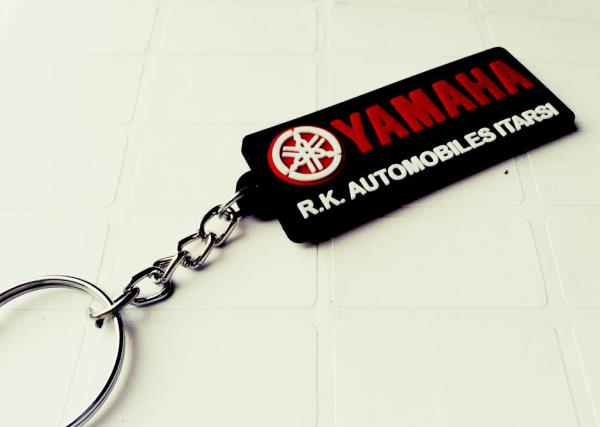 Custom rubber keychains  Leading manufacturers of promotional rubber keychains. Call now for bulk enquiry of pvc keychains.  Or www.balajeecreations.com - by Promotional keychains | Wholesale Rubber keychains | Toll Free 1800 3002 9898, Delhi
