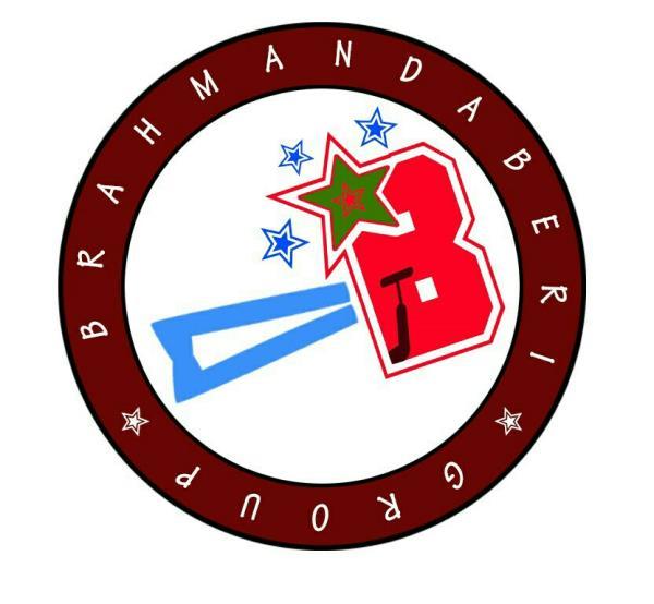 our logo - by BRAHMANDABERI GROUP, Hyderabad