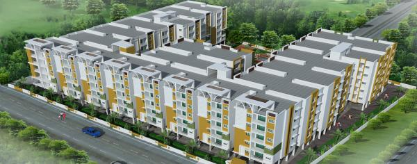 Apartment for Sale in Electronic City Bangalore - by S.K. INFRA, Bangalore