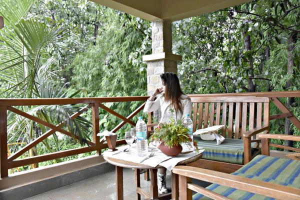 Location Information  Tiger Camp Resort, Corbett Tiger Camp Resort is rated among the top wildlife resorts of Corbett, and is the perfect place to take rest from the hectic city life and work schedules. - by Tiger Camp Resort, Nainital