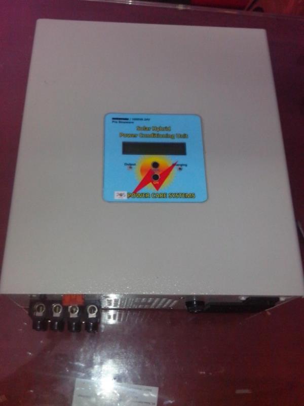 Solar inverter - by Power care system, Rajkot