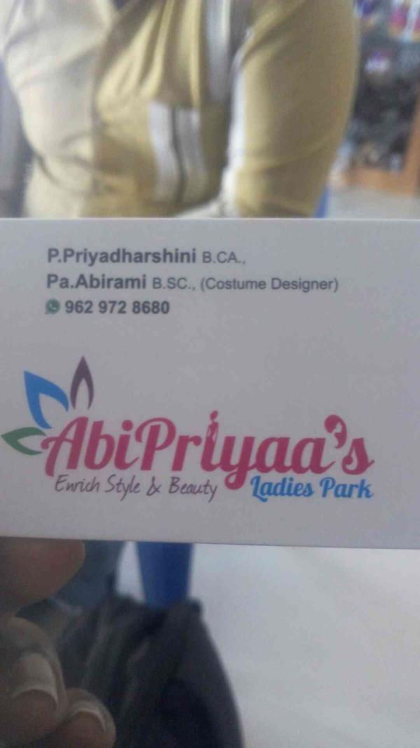 Abipriyaas in dindigul - by Abi Priyaa's 9629728680, Dindigul