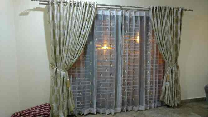 we  have the best curtain designs in bangalore with lowest price  - by Upgrade Spaces, Bengaluru